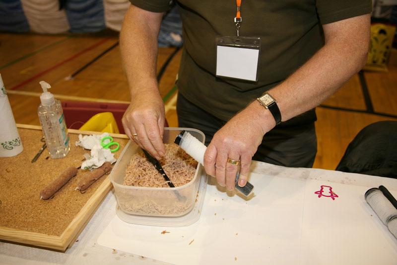 Step 10 - How to make an Armamesh bait