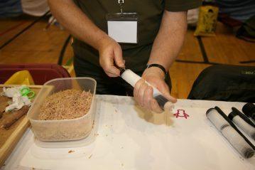 Step 11 - How to make an Armamesh bait