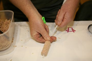 Step 15 - How to make an Armamesh bait