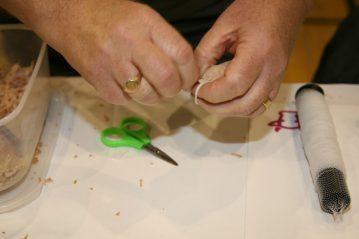 Step 18 - How to make an Armamesh bait