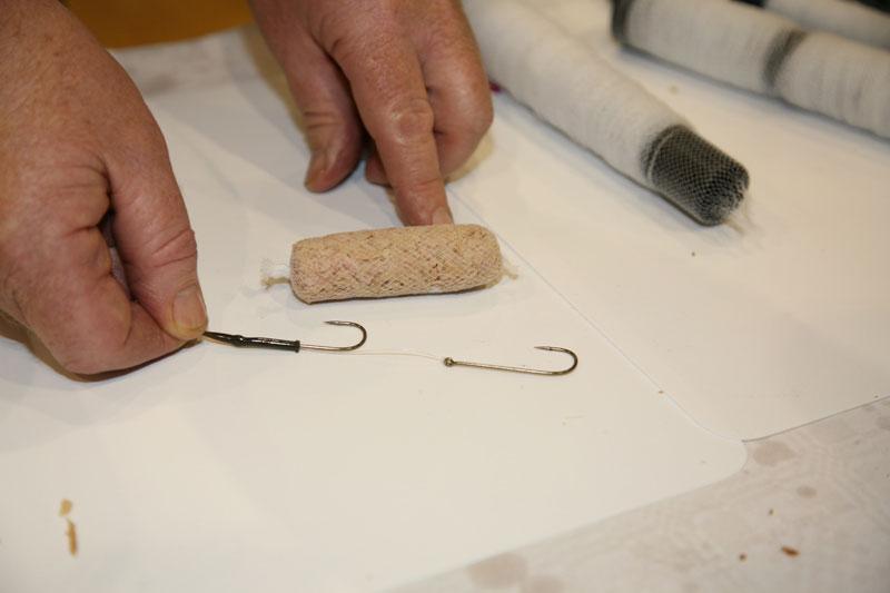 Step 20 - How to make an Armamesh bait