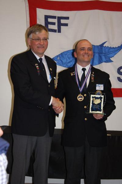 winner Scott Gibson at European Championships Dalvik