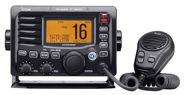 a fixed VHF radion