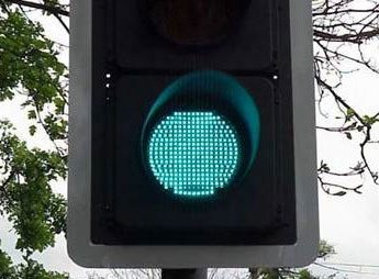 LEDs in traffic signals