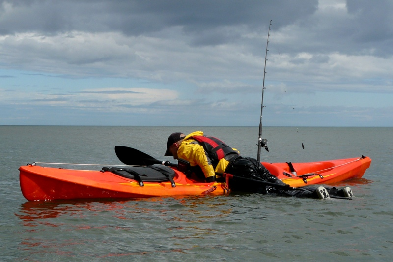 Step 2 - How to re-mount your kayak