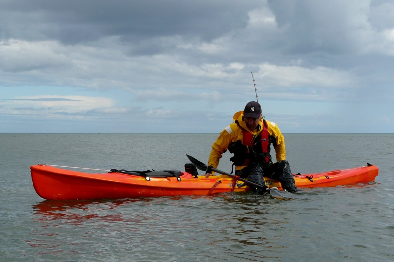 Step 3 - How to re-mount your kayak