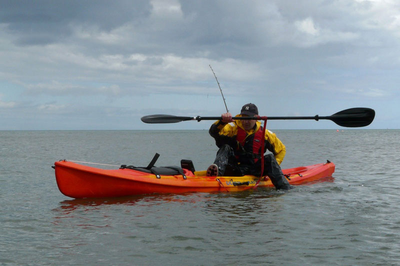 Step 4 - How to re-mount your kayak