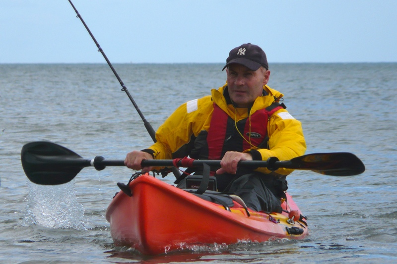 Step 5 - How to re-mount your kayak
