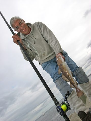 a pristine Marine Drive cod