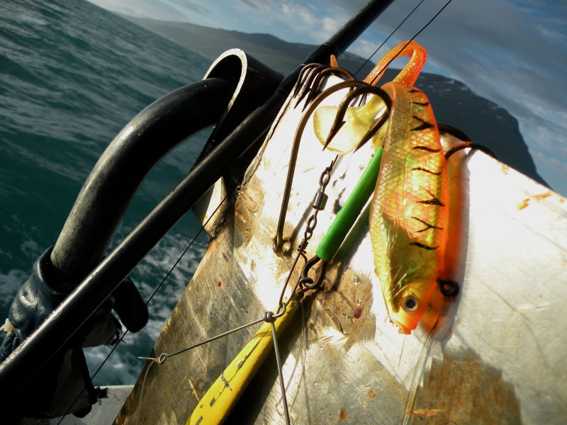 terminal tackle for Norway