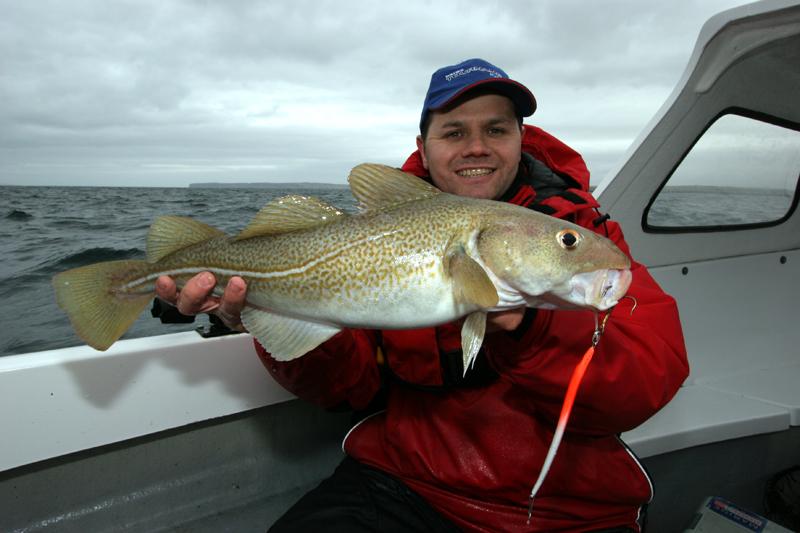 a cod on a lightweight pirk