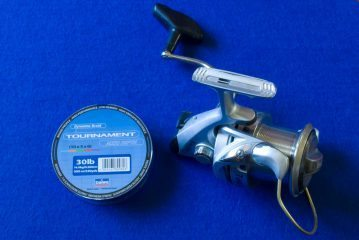 Perfect Spooling a fixed spool reel and line