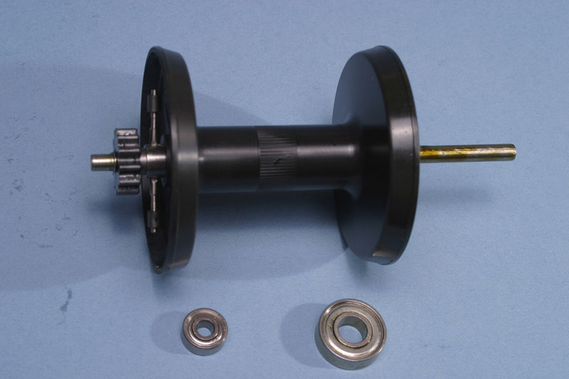 Step 4 - Penn 535GS tuning guide
