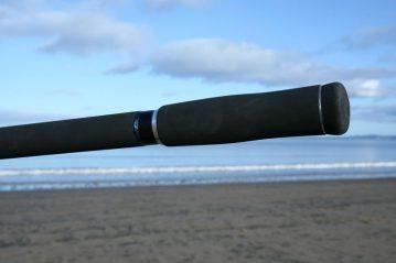 Daiwa Theory Beach rod lower grip