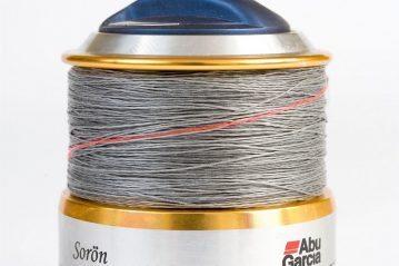 Abu Soron fixed spool reel line lay