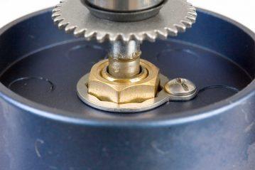 Abu Soron fixed spool reel locking nut