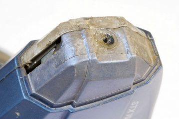 Abu Soron fixed spool reel end plate