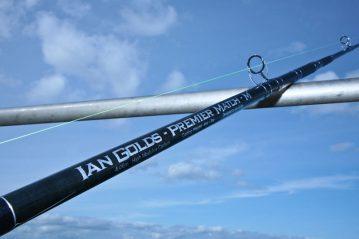 Ian Golds shore rods premier match multiplier
