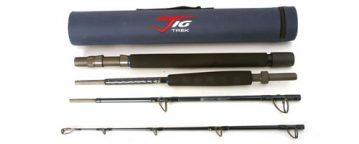 Fox Jig Trek and XT rod and case