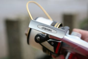 Grauvell Zenith Z5000 fixed spool reel foot