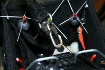 Irwin Job Tote strap clip