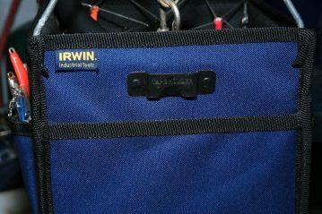 Irwin Job Tote side view
