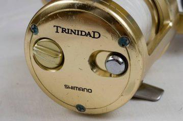 Shimano Trinidad TN14 multiplier reel side plate