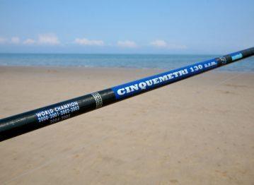 decals for the Ultramarine Cinquemetri 130 beach rod