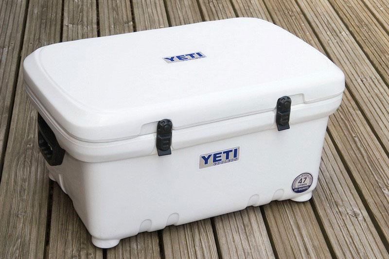 Yeti Sherpa 47L cool box