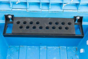 Damiltech Tray Toppa on Breakaway tray