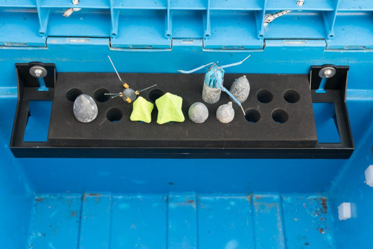 Damiltech Tray Toppa with leads