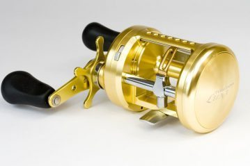 Sea Angling for Beginners - Multiplier Reels level wind