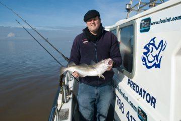 Baitbox Humber Cod Open 2012 skippers fish