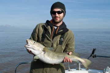 Baitbox Humber Cod Open 2012 angler fish