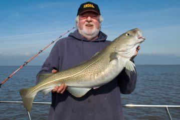 Baitbox Humber Cod Open 2012 winner fish