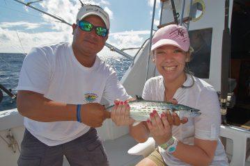 mexico fishing cero mackerel
