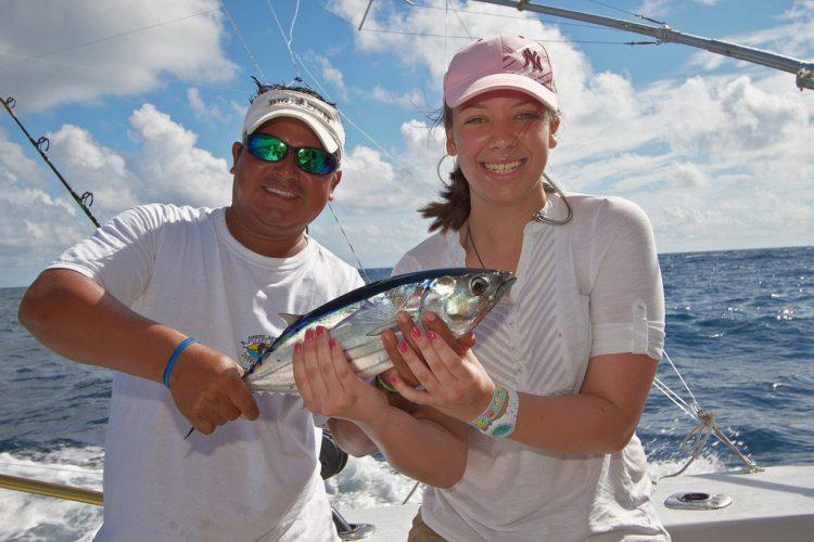 mexico fishing skipjack tuna