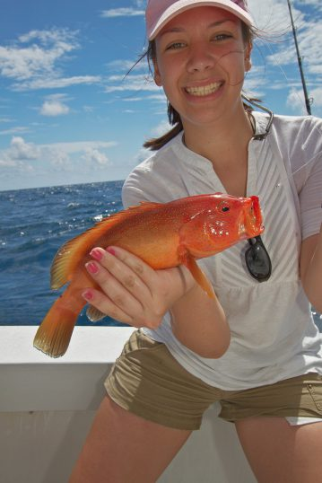 mexico fishing strawberry grouper