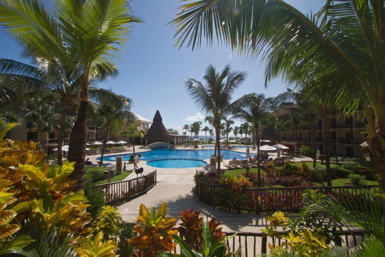 Part of the Catalonia Riviera May/Yucatan Beach all-inclusive resort