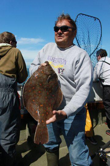 weymouth plaice and bream fishing on Atlanta