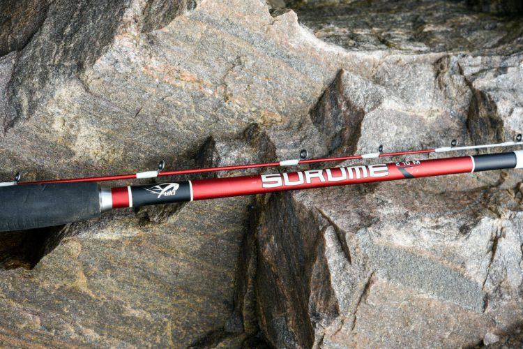 the Yuki Surume rod