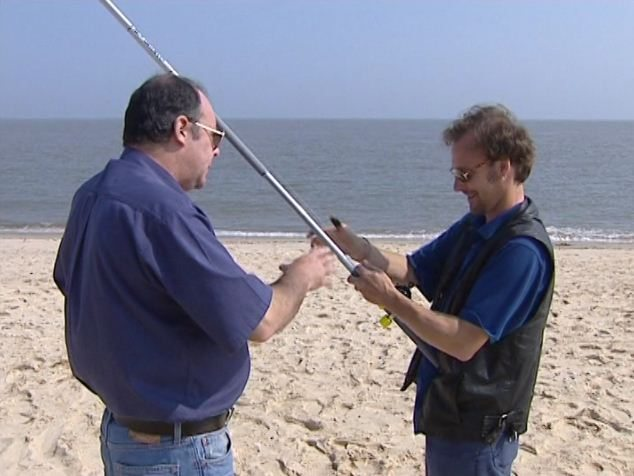 Definitive Guide To Surfcasting with Dave Docwra still