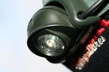 Fox Halo HT-135 headlight lens