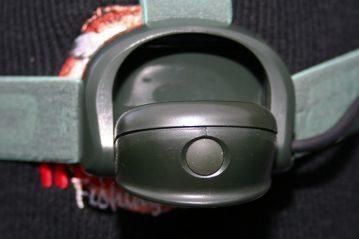 Fox Halo HT-135 headlight switch