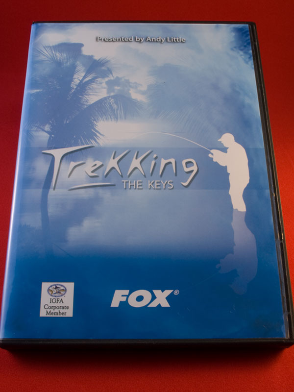 FOX 'Trekking the Keys' DVD front cover