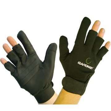 a pair of Gardner Casting Gloves