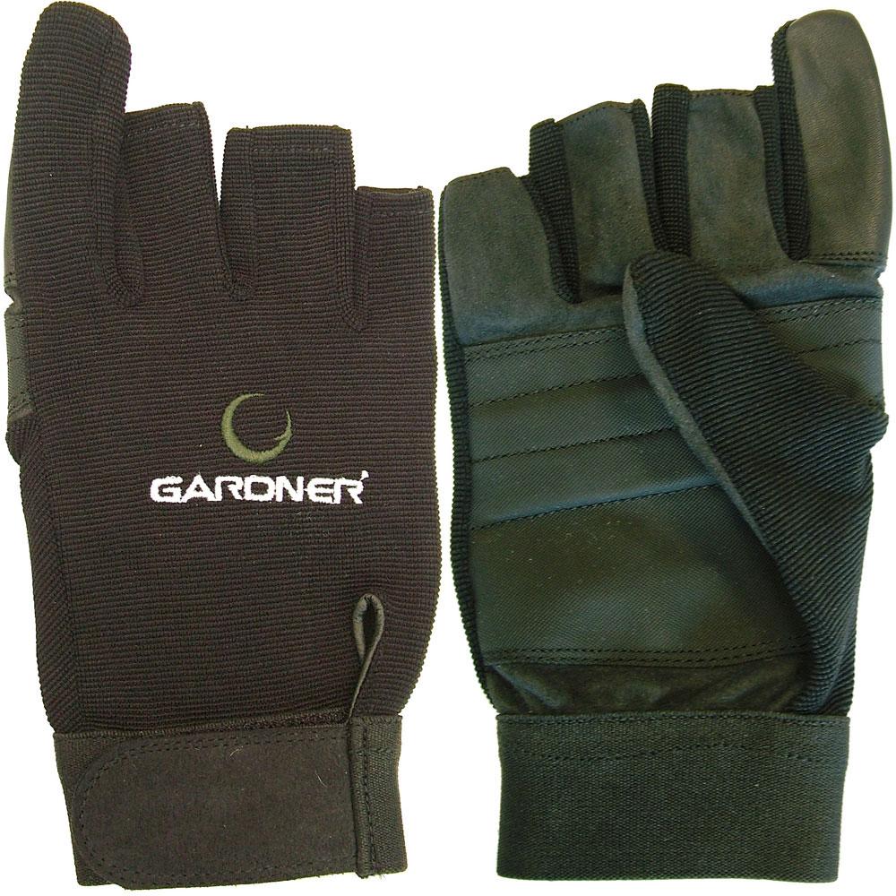 Gardner Casting Glove front and back