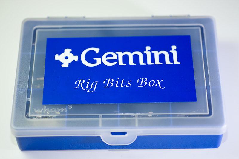 Gemini Rig Bits Box Kit