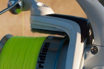 Iridium Stingray Fixed Spool Reel rotor brushes