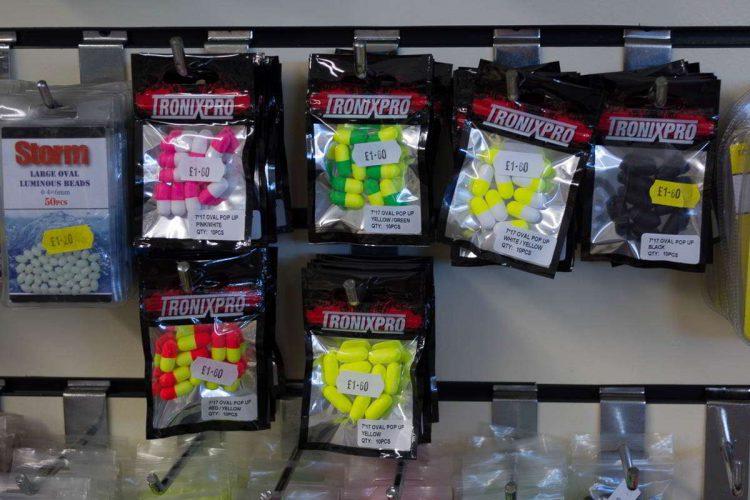 Seaview Angling Shop beads